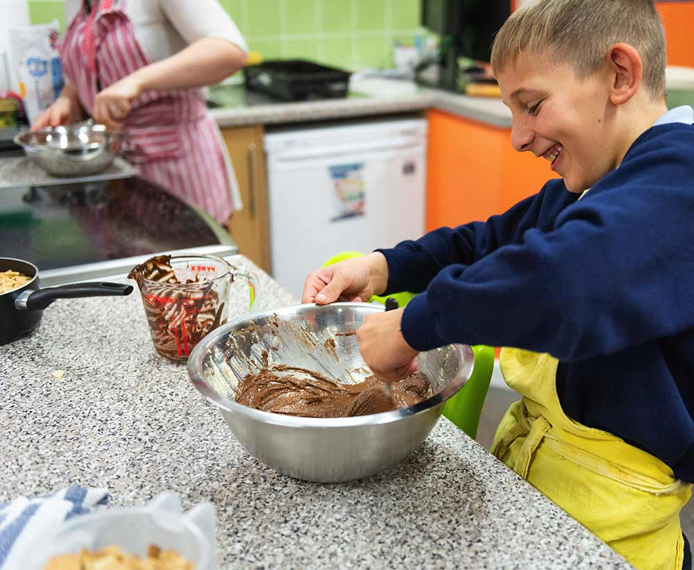 Food Tech - Spring Brook Academy